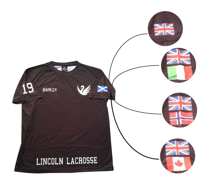 Lincoln Lacrosse Shooting Shirt - ArchLevel Lacrosse