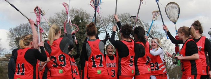 Essex University Womens Lacrosse ArchLevel Uniforms