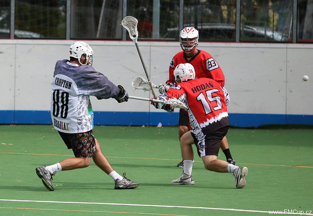 DreadLAX - ArchLevel Box Lacrosse Jersey - Frank Menschner Cup