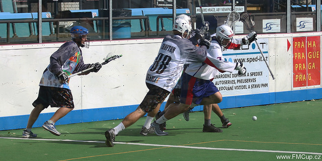 DreadLAX - Archlevel Box Lacrosse Jerseys Frank Menschner Cup