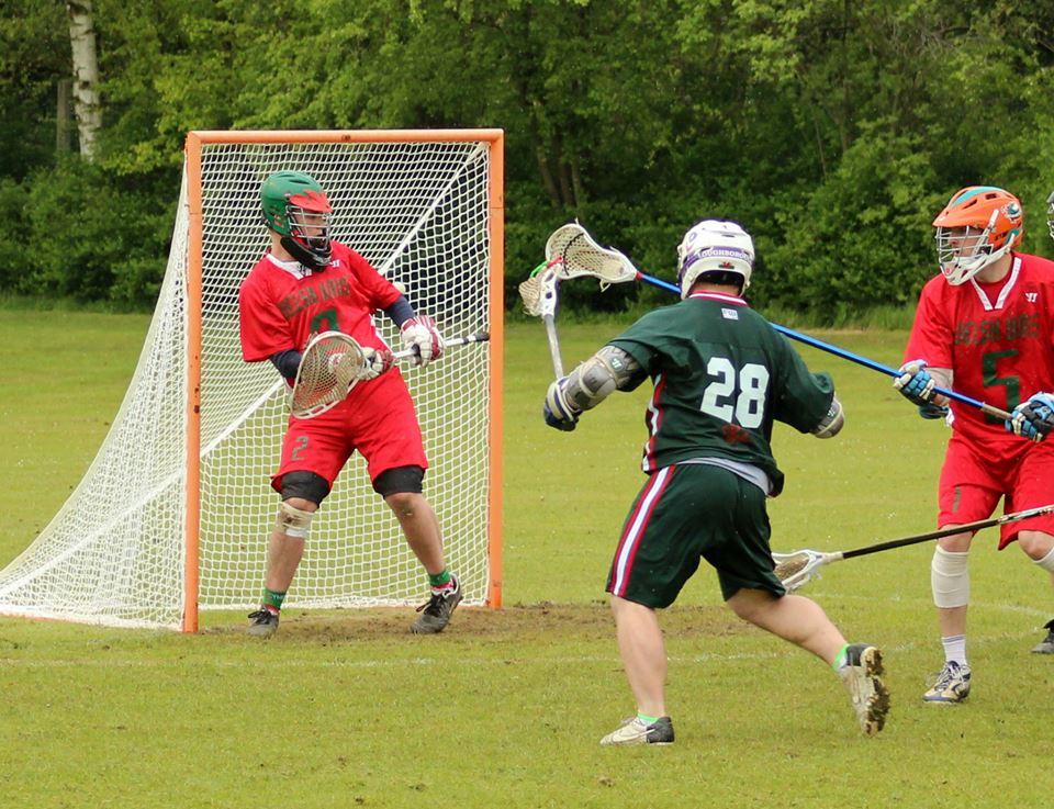 Tomos Rosser - Welsh International - ArchLevel Lacrosse