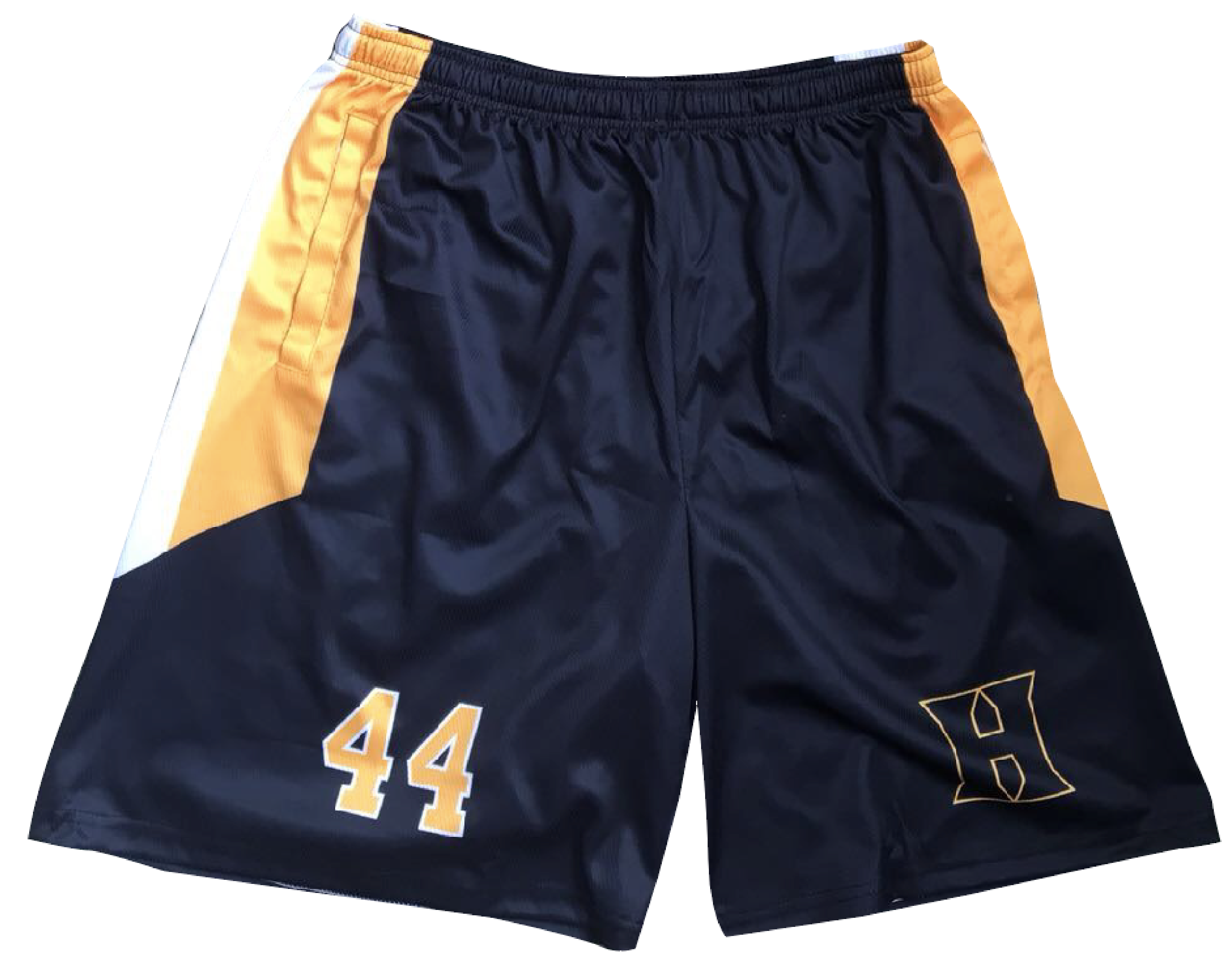 HIllcroft Lacrosse Black Shorts